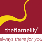 The flamelily